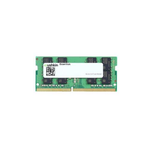 Mushkin Essentials memóriamodul 32 GB 1 x 32 GB DDR4 3200 Mhz (MES4S320NF32G)
