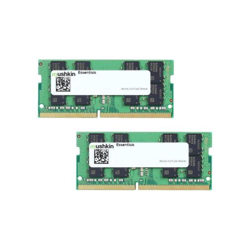 Mushkin Essentials - 64 GB - 2 x 32 GB - DDR4 - 3200 MHz (MES4S320NF32GX2)