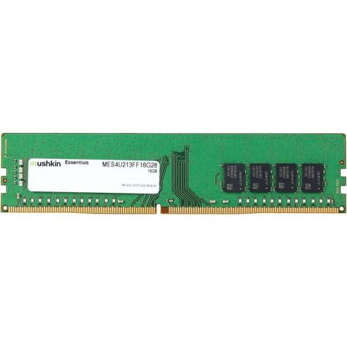 Mushkin Essentials memóriamodul 16 GB 1 x 16 GB DDR4 2133 Mhz (MES4U213FF16G28)