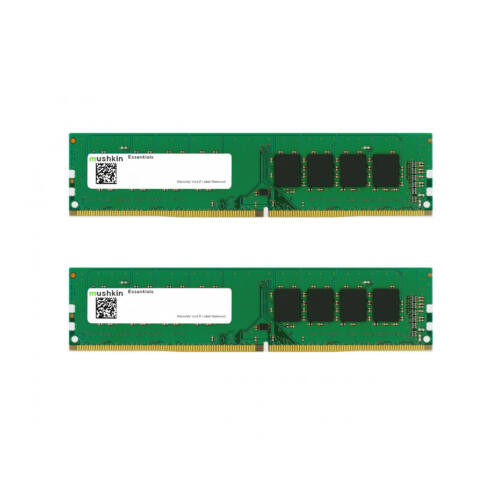 Mushkin Essentials - 16 GB - 2 x 8 GB - DDR4 - 2933 MHz (MES4U293MF8GX2)