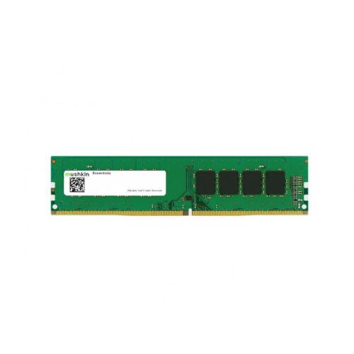 Mushkin Essentials - 8 GB - 1 x 8 GB - DDR4 - 3200 MHz (MES4U320NF8G)
