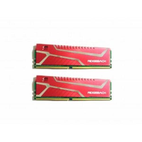 Mushkin MRB4U266GHHF16GX2 - 32 GB - 2 x 16 GB - DDR4 - 2666 MHz - UDIMM (MRB4U266GHHF16GX2)