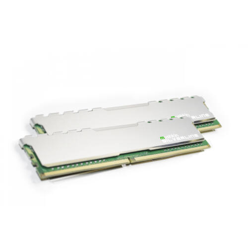 Mushkin Silverline - 64 GB - 2 x 32 GB - DDR4 - 2666 MHz (MSL4U266KF32GX2)