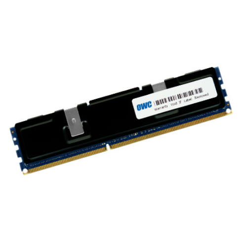 OWC 16GB - PC10600 - DDR3 - 1333MHz - 16 GB - 1 x 16 GB - DDR3 - 1333 MHz - 240-pin DIMM - Black, Blue (OWC1333D3MPE16G)