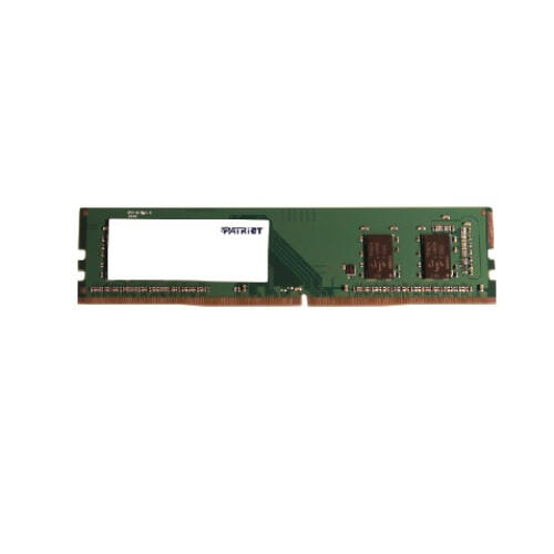 PATRIOT Memory PSD44G213341 - 4 GB - 1 x 4 GB - DDR4 - 2133 MHz - UDIMM (PSD44G213341)