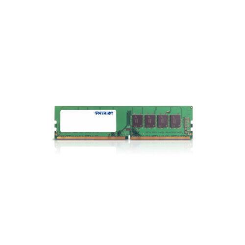 PATRIOT Memory 4GB DDR4 2133Mhz - 4 GB - 1 x 4 GB - DDR4 - 2133 MHz - Green (PSD44G213382)