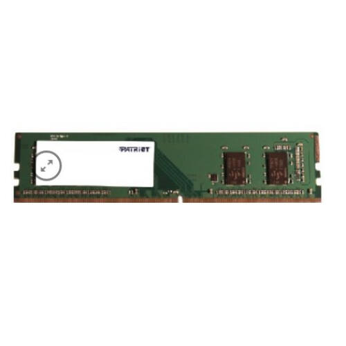 PATRIOT Memory PC4-19200 - 4 GB - 1 x 4 GB - DDR4 - 2400 MHz - 288-pin DIMM - Green (PSD44G240041)