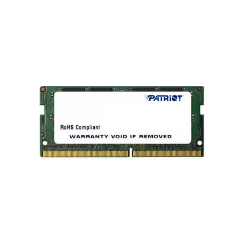 Patriot Memory 4GB DDR4 2400MHz memóriamodul 1 x 4 GB (PSD44G240041S)