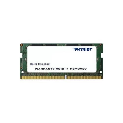 PATRIOT Memory PSD48G213381S - 8 GB - 1 x 8 GB - DDR4 - 2133 MHz - 260-pin SO-DIMM (PSD48G213381S)