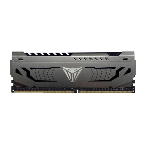 PATRIOT Memory Viper Steel PVS416G360C8K - 16 GB - 2 x 8 GB - DDR4 - 3600 MHz - 288-pin DIMM (PVS416G360C8K)