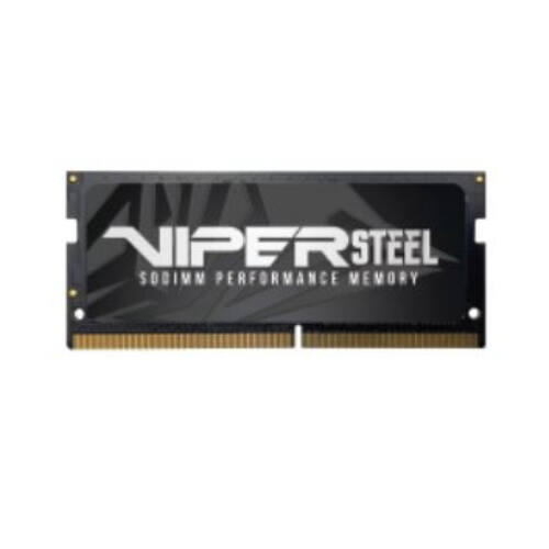 PATRIOT Memory Viper Steel PVS432G240C5S - 32 GB - 1 x 32 GB - DDR4 - 2400 MHz - 260-pin SO-DIMM (PVS432G240C5S)