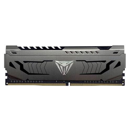 Patriot Memory Viper Steel PVS464G360C8K memóriamodul 64 GB 2 x 32 GB DDR4 3600 Mhz (PVS464G360C8K)