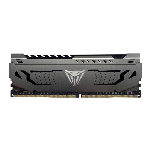 PATRIOT Memory Viper Steel PVS48G300C6 - 8 GB - 1 x 8 GB - DDR4 - 3000 MHz - 288-pin DIMM (PVS48G300C6)