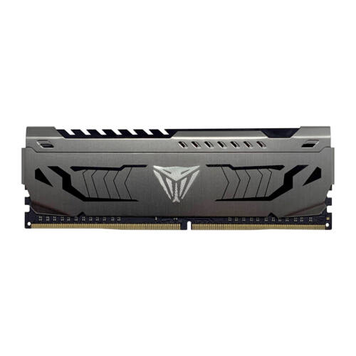 PATRIOT Memory Viper Steel PVS48G320C6 - 8 GB - 1 x 8 GB - DDR4 - 3200 MHz - 288-pin DIMM (PVS48G320C6)