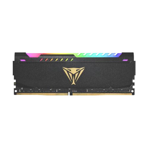 PATRIOT PVSR416G360C0K Viper Steel RGB DIMM Dual Kit[16GB DDR4 3600 MHz CL20 HS 1 (PVSR416G360C0K)