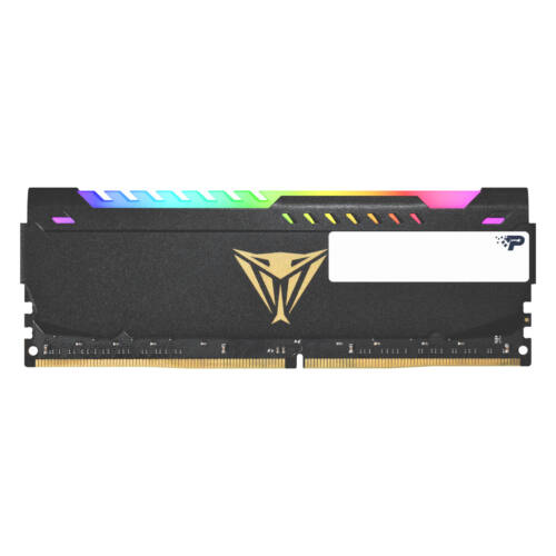 Patriot Memory Viper Steel PVSR48G320C8 memóriamodul 8 GB 1 x 8 GB DDR4 3200 Mhz (PVSR48G320C8)