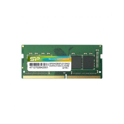 SO-DIMM Silicon Power DDR4-2400 CL17 4GB (SP004GBSFU240N02)