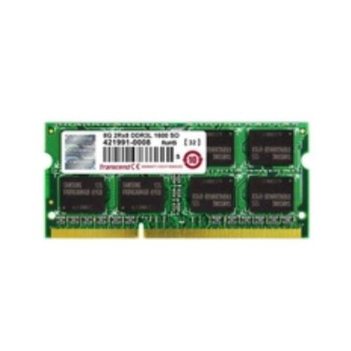 Transcend JetMemory DDR3 8GB - 8 GB - 1 x 8 GB - DDR3 - 1600 MHz - Green (TS8GJMA324H)
