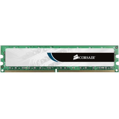 Corsair 2GB 1X2GB DDR3-1333 240PIN DIMM Memory - 2 GB - DDR3 - 1333 MHz - 240-pin DIMM (VS2GB1333D3)