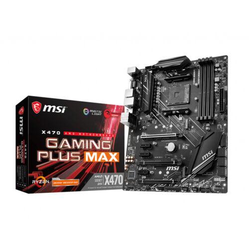 MSI X470 GAMING PLUS MAX (AM4) (D) (7B79-017R)