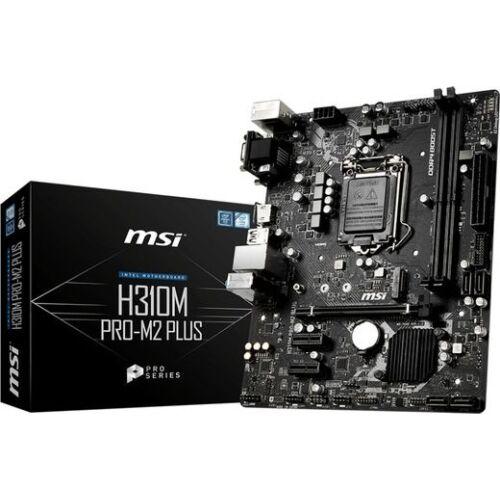 MSI H310M PRO-M2 PLUS (1151-v2) (D) (7C08-001R)
