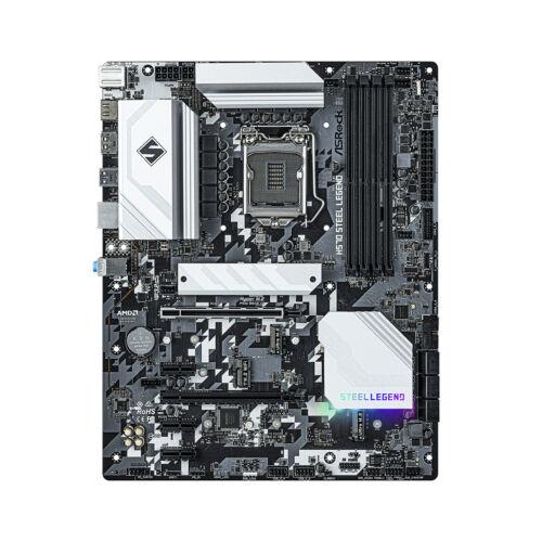 Asrock H570 Steel Legend Intel H570 LGA 1200 (Socket H5) ATX (90-MXBFY0-A0UAYZ)