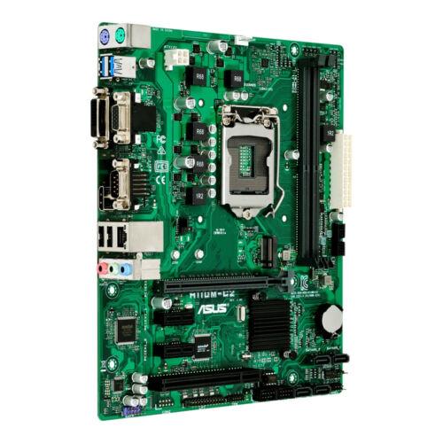 ASUS H110M-C2/CSM mATX Motherboard - Skt 1151 Intel® H110 - 32 GB DDR4 (90MB0RZ0-M0EAYC)
