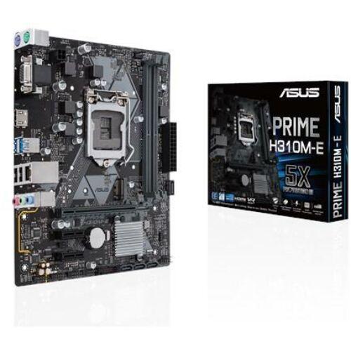 ASUS PRIME H310M-E R2.0/CSM (1151-V2) (D) (90MB0Z20-M0EAYC)