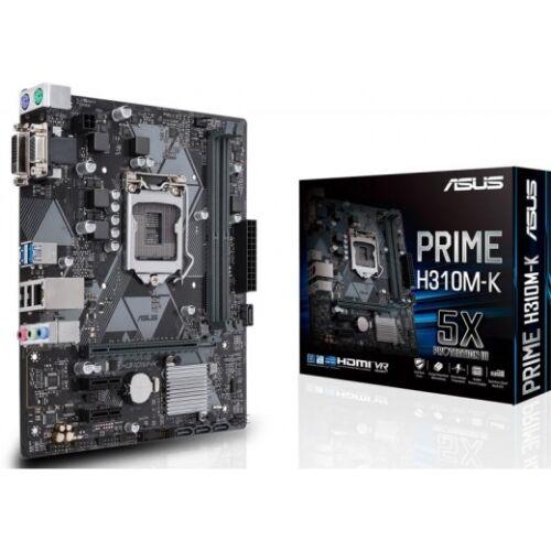 Asus Prime H310M-K R2.0 (90MB0Z30-M0EAY0)