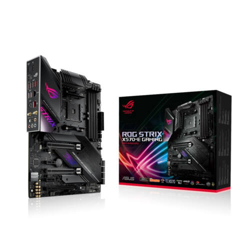 ASUS ROG STRIX X570-E GAMING (AM4) (D) (90MB1150-M0EAY0)