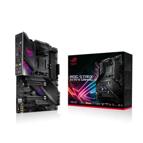 ASUS ROG Strix X570-E Gaming AMD X570 AM4 foglalat ATX (90MB1150-M0EAY0)