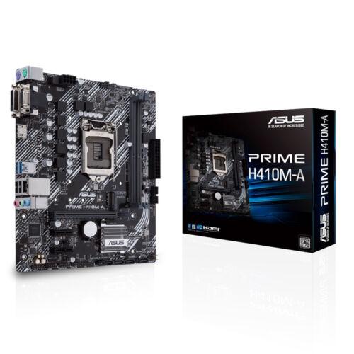 ASUS PRIME H410M-A Intel H410 Micro ATX (90MB13G0-M0EAY0)