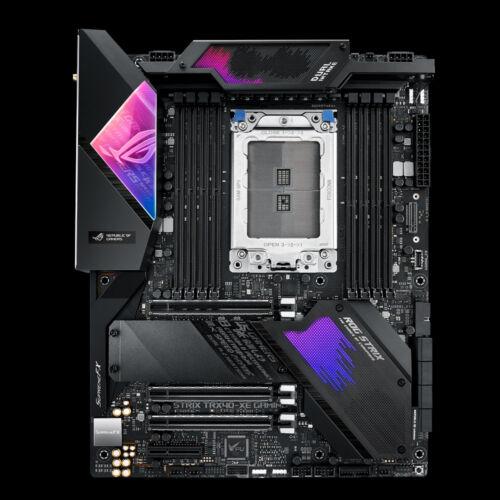 ASUS ROG STRIX TRX40-XE GAMING - AMD - sTRX4 - AMD Ryzen - DDR4-SDRAM - DIMM - 2133, 2400, 2666, 2800, 3200, 3400, 3466, 3733, 3800, 4133, 4266, 4333, 4400, 4600, 4666 MHz (90MB14M0-M0EAY0)