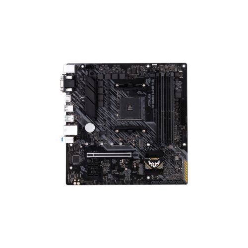 ASUS TUF GAMING A520M-PLUS - AMD - Socket AM4 - AMD Ryzen 3 3rd Gen - 3rd Generation AMD Ryzen 5 - 3rd Generation AMD Ryzen 7 - 3rd Generation AMD... - DDR4-SDRAM - DIMM - 2133, 2400, 2666, 2800, 3000, 3200, 3333, 3466, 3600, 3733, 3866, 4000, 4133, 4266,
