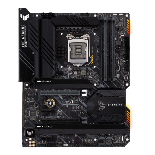 ASUS TUF GAMING Z590-PLUS Intel Z590 LGA 1200 ATX (90MB16B0-M0EAY0)