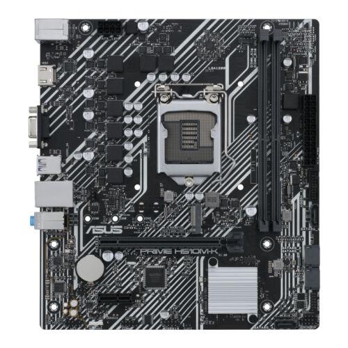 ASUS PRIME H510M-K Intel H510 LGA 1200 Micro ATX (90MB17N0-M0EAY0)