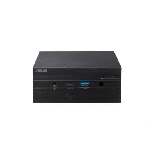 ASUS PN62-BB7005MD 0,6 liter méretű számítógép Fekete BGA 1528 i7-10510U 1,8 GHz (90MR00A1-M00050)
