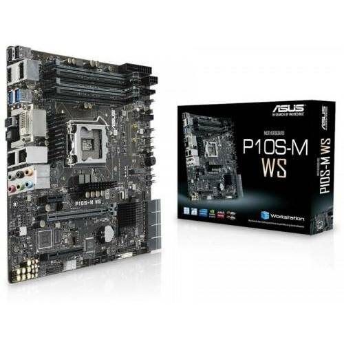 ASUS P10S-M WS/IPMI-O (1151) (D) (90SB05M0-M0EAY0)