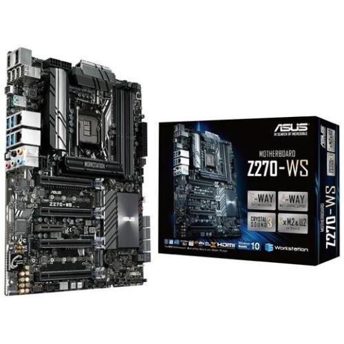 Asus Z270-WS (90SW0040-M0EAY0)