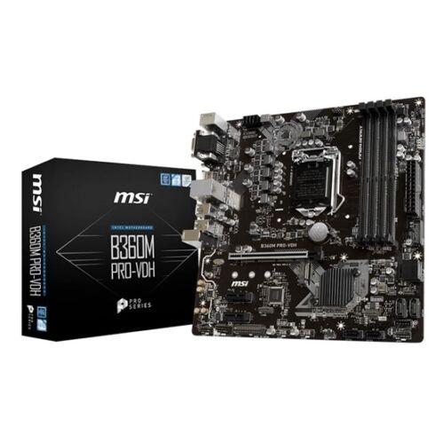 MSI s1151 B360M PRO-VDH (B360M PRO-VDH)
