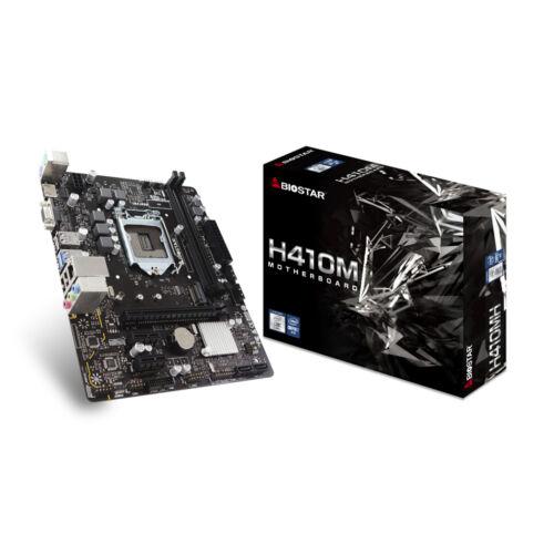 Biostar H410MH alaplap Intel H410 LGA 1200 Micro ATX (H410MH)