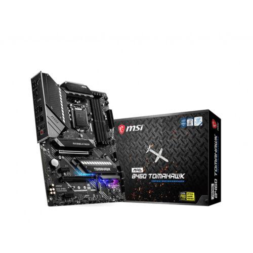 MSI MAG B460 TOMAHAWK alaplap Intel B460 LGA 1200 ATX (MAG B460 TOMAHAWK)