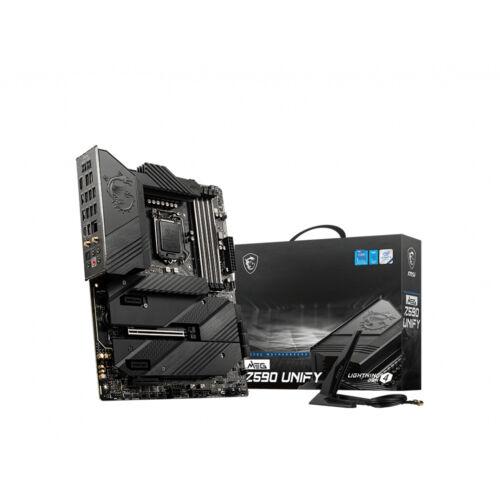 MSI MEG Z590 UNIFY alaplap Intel Z590 LGA 1200 ATX (MEG Z590 UNIFY)