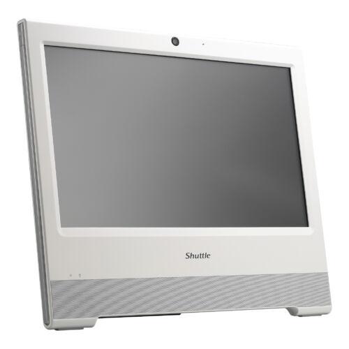 Shuttle XPC all-in-one X50V7 Fehér Intel® SoC BGA 1528 Beépített hangszóró(k) 4205U 1,8 GHz (PAB-X50V711)