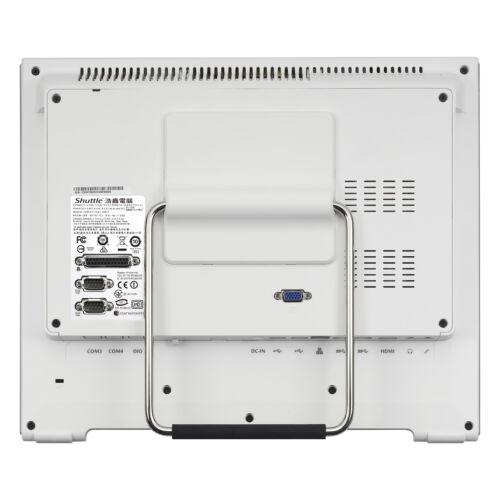 Shuttle XPC all-in-one X50V7U3 - All-in-One PC barebone - Intel SoC - BGA 1528 - DDR4-SDRAM - M.2, PCI Express - 65 W (PAB-X50V7U311)