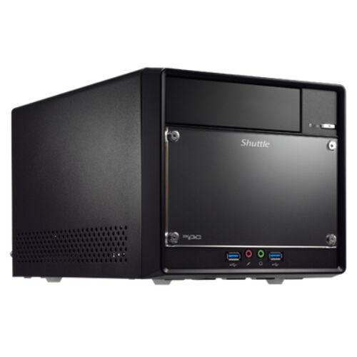 Shuttle XPC cube SH310R4V2 - Cube - Intel® H310 - LGA 1151 (Socket H4) - DDR4-SDRAM - PCI Express - 300 W (PC-SH310R421)