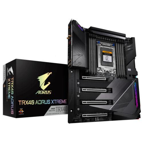 Gigabyte TRX40 AORUS XTREME alaplap AMD TRX40 Socket sTRX4 XL-ATX (TRX40 AORUS XTREME)