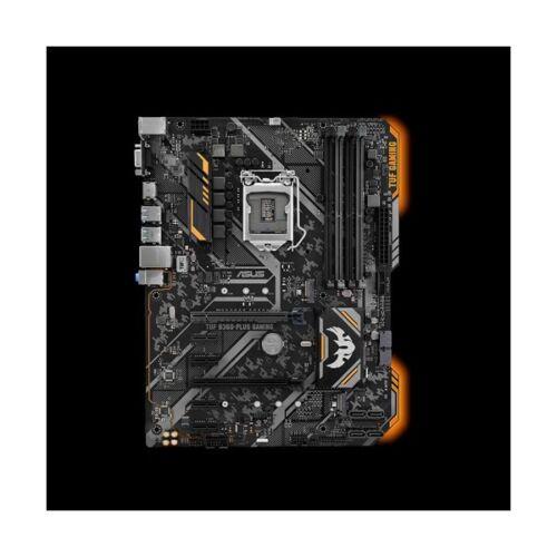 ASUS Alaplap S1151 TUF B360-PLUS GAMING INTEL B360, ATX (TUF B360-PLUS GAMING)