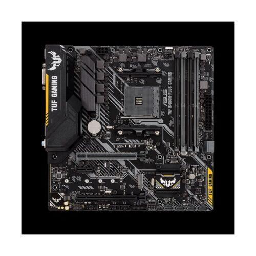 ASUS Alaplap AM4 TUF B450M-PLUS GAMING AMD B450, mATX (TUF B450M-PLUS GAMING)