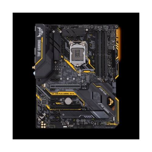 ASUS Alaplap S1151 TUF Z390-PLUS GAMING (WI-FI) INTEL Z390, ATX (TUF Z390-PLUS GAMING (WI-FI))